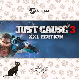 🔑Just Cause 3 XXL Edition [SteamKey\RegionFree\InstantDelivery]