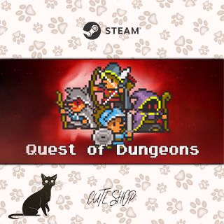 🔑Quest of Dungeons [SteamKey\RegionFree\InstantDelivery]