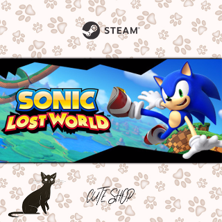 🔑Sonic Lost World [SteamKey\RegionFree\InstantDelivery]