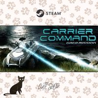 🔑Carrier Command: Gaea Mission [SteamKey\RegionFree\InstantDelivery]