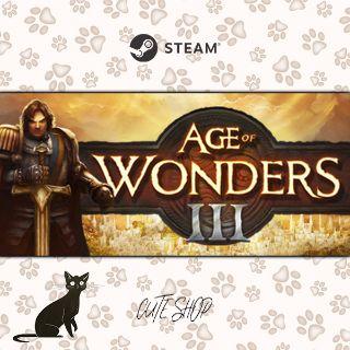🔑Age of Wonders III [SteamKey\RegionFree\InstantDelivery]