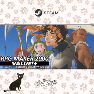 🔑RPG Maker 2000 [SteamKey\RegionFree\InstantDelivery]