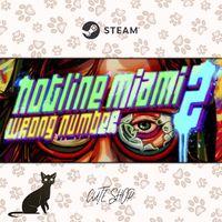 🔑Hotline Miami 2: Wrong Number [SteamKey\RegionFree\InstantDelivery]