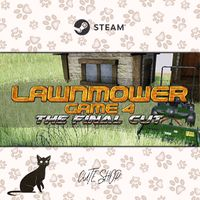 🔑Lawnmower Game 4: The Final Cut [SteamKey\RegionFree\InstantDelivery]