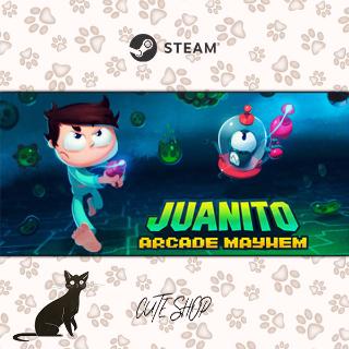 🔑Arcade Mayhem Juanito [SteamKey\RegionFree\InstantDelivery]