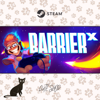 🔑BARRIER X [SteamKey\RegionFree\InstantDelivery]