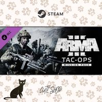 🔑Arma 3 Tac-Ops Mission Pack [SteamKey\RegionFree\InstantDelivery]