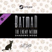 🔑Batman - The Enemy Within Shadows Mode [SteamKey\RegionFree\InstantDelivery]