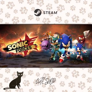 🔑Sonic Forces [SteamKey\RegionFree\InstantDelivery]