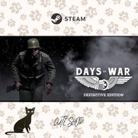 🔑Days of War: Definitive Edition [SteamKey\RegionFree\InstantDelivery]