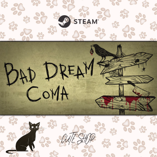🔑Bad Dream: Coma [SteamKey\RegionFree\InstantDelivery]
