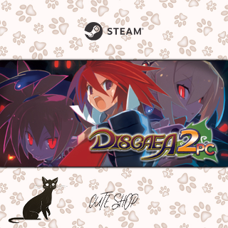 🔑Disgaea 2 PC [SteamKey\RegionFree\InstantDelivery]