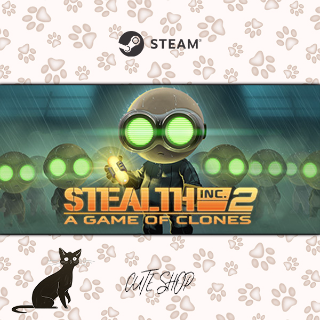 🔑Stealth Inc 2: A Game of Clones [SteamKey\RegionFree\InstantDelivery]