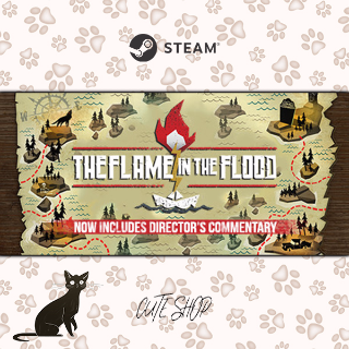 🔑The Flame in the Flood [SteamKey\RegionFree\InstantDelivery]