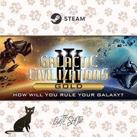 🔑Galactic Civilizations III + 9 DLCs [SteamKey\RegionFree\InstantDelivery]