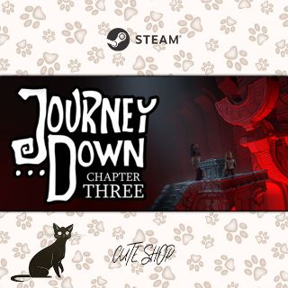 🔑The Journey Down: Chapter Three [SteamKey\RegionFree\InstantDelivery]