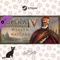 🔑Expansion - Europa Universalis IV: Wealth of Nations [SteamKey\RegionFree\InstantDelivery]
