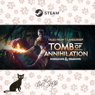 🔑Tales from Candlekeep: Tomb of Annihilation [SteamKey\RegionFree\InstantDelivery]