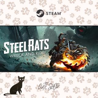 🔑Steel Rats [SteamKey\RegionFree\InstantDelivery]