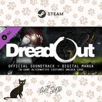 🔑DreadOut Soundtrack & Manga DLC [SteamKey\RegionFree\InstantDelivery]