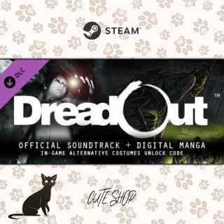 🔑DreadOut Soundtrack & Manga DLC [SteamKey\RegionFree\InstantDelivery]