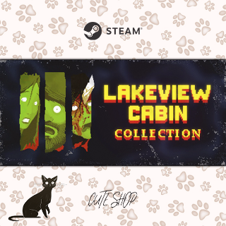 🔑Lakeview Cabin Collection [SteamKey\RegionFree\InstantDelivery]