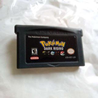 Gameboy Advance Pokemon Dark Rising