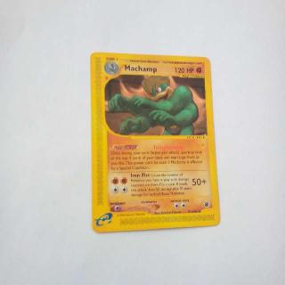 Machamp 51/165 Pokemon Card