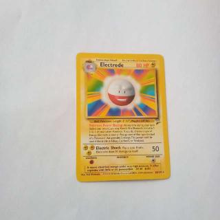 Electrode 25/130 Pokemon Card