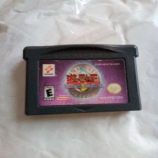 Gameboy Advance Yu-Gi-Oh! The Eternal Duelist Soul