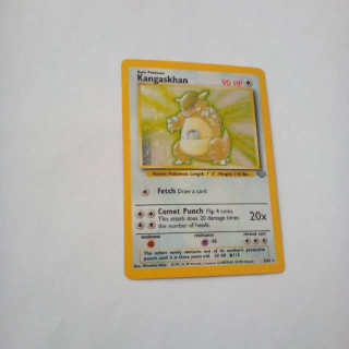 Holo Kangaskhan 5/64 Pokemon Card