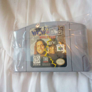 N64 WCW World Tour