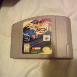 N64 Nascar 2000
