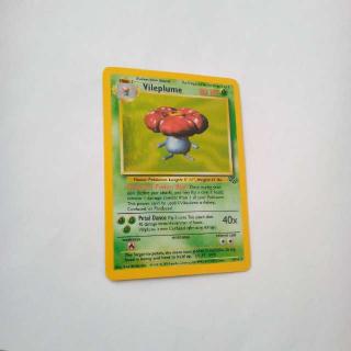 Holo Vileplume 15/64 Pokemon Card