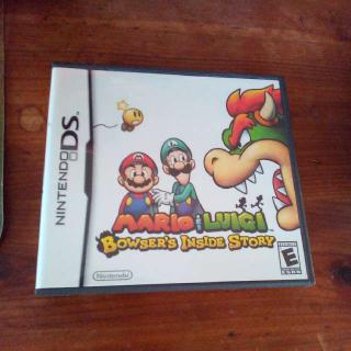Mario & Luigi Bowser's Inside Story
