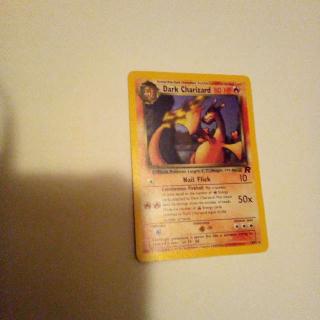 Holo Dark Charizard 4/82 Pokemon Card