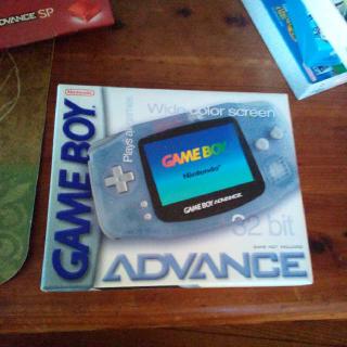 Glacier Gameboy Advance