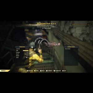 Weapon | Bloodied Meat Hook FS/RW