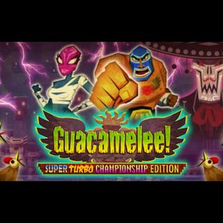 Guacamelee super turbo championship edition