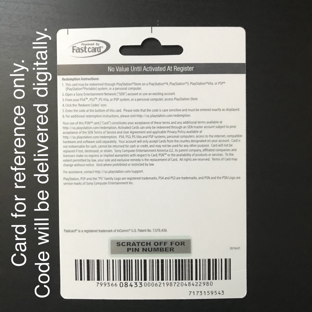20 playstation store code only playstation store gift cards 20 playstation store code only playstation store gift cards gameflip negle Images