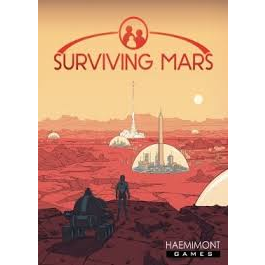 Surviving Mars STEAMKEY GLOBAL