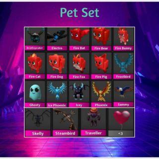 Weapon   Mm2 x50 pet sets sets