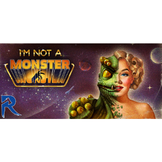I'm not a Monster [STEAM KEY] [AUTO DELIVERY]