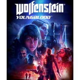 Wolfenstein: Youngblood [Asus RTX 2070 promo code] [Auto Delivery]