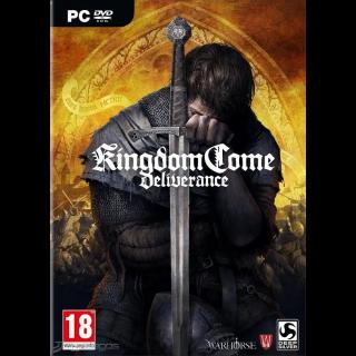 Kingdom Come Deliverance Steam Key Global