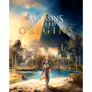 Assassin's Creed Origins Uplay Humble Gift