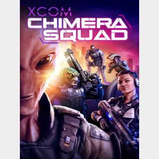 XCOM: Chimera Squad Steam Key GLOBAL