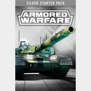 Armored Warfare - Silver Starter Pack