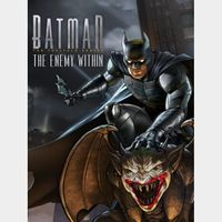 Batman: The Enemy Within (Episodes 1-5)