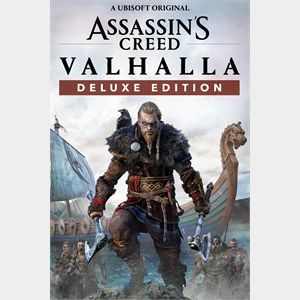 ASSASSIN'S CREED® VALHALLA: DELUXE EDITION